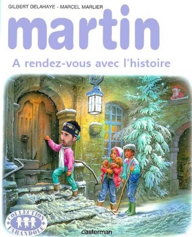 Allez Martin, sans rancune et rdv en 2022?
