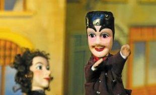 Le spectacle Guignol se marie est accessible au jeune public, dès 3 ans.