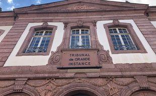 Tribunal de grande instance de Colmar.