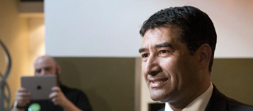 Karim Zéribi en 2014
