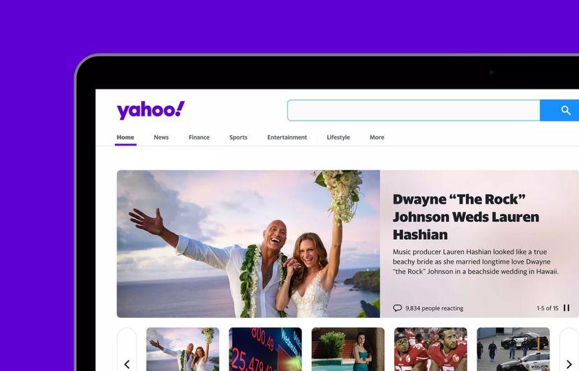 Yahoo! change son logo dans l'espoir d'attirer de nouveau les regards