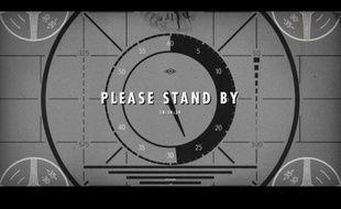 Le compte à rebours de Bethesda, sans doute pour le jeu «Fallout 4».