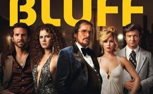 AmericanBluff, de David O.Russell, sort le 15février 2014enFrance.