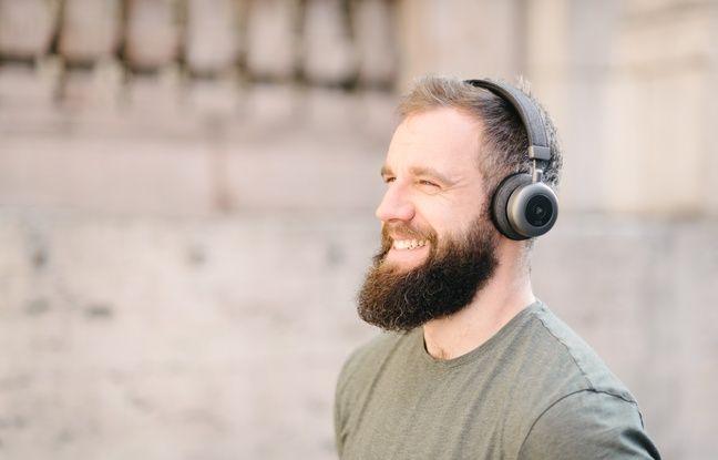 Le système de réduction de bruit actif du Tilde Pro également efficace pour une écoute musicale.