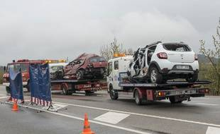 Sept personnes âgés de 19 à 38 ans, dont cinq résidant en France, ont été tuées le samedi 2 avril 2016 en Espagne dans une collision entre deux voitures.