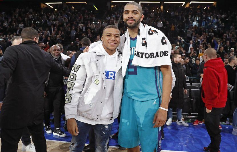Basket : Batum ému, Giannis et les Bucks moyens, c'était ça la NBA à Paris
