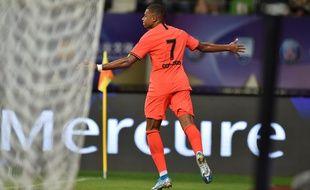 Mbappé a ouvert le score en amical contre Sydney.
