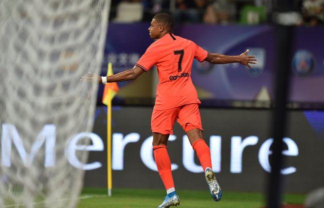 PSG: Grâce à Mbappé et Cavani, Paris termine sa pré-saison par une victoire (3-0) face au Sydney FC