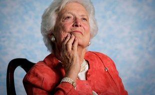 L'ancienne Première dame des Etats-Unis, Barbara Bush, a été placée en soins palliatifs.
