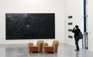 Illustration d'art contemporain, ici au FRAC de Bretagne à Rennes.