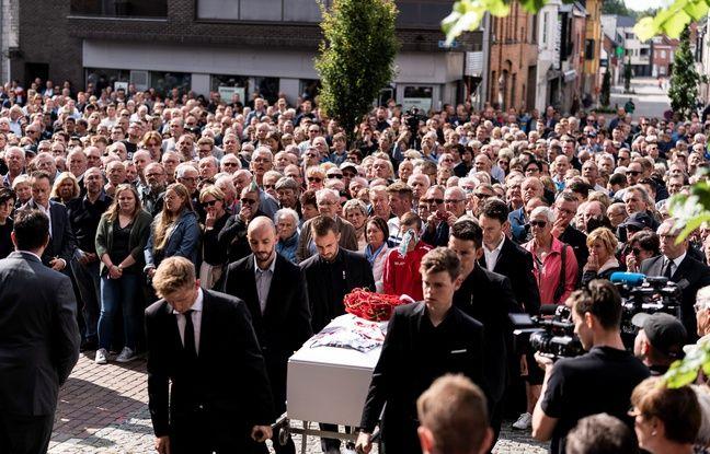 Belgique: Dernier hommage rendu à Bjorg Lambrecht, décédé après une chute sur le Tour de Pologne