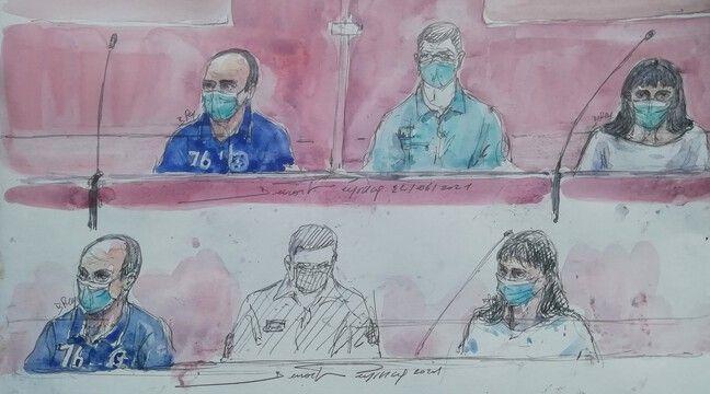 Affaire Troadec : « Je culpabilise »... Lydie Troadec s'effondre au premier jour du procès