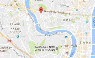 La fuite de gaz a nécessité la coupure de l'alimentation de près de mille foyers dans le quartier de la Croix-Rousse à Lyon.