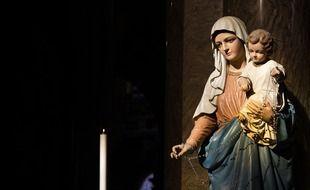 L'ancien curé est notamment accusé d'avoir dérobé des statues (photo d'illustration).