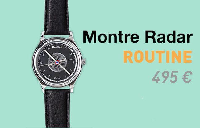 Montre Radar de Routine