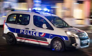 Les policiers toulousains sont intervenus de nuit pour interpeller un homme qui menaçait de mort ses voisins. Illustration.