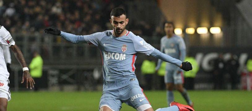 Rachid Ghezzal retrouve une place de titulaire avec Monaco.