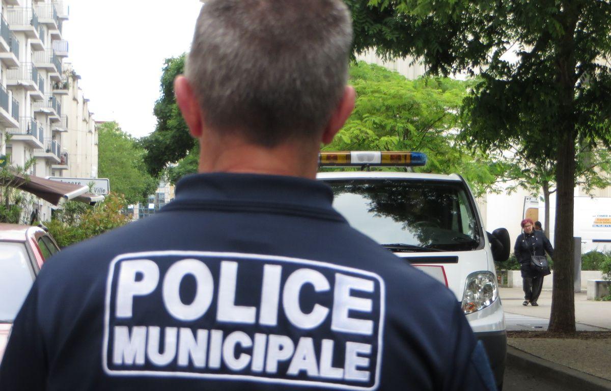 Illustration de police municipale. –