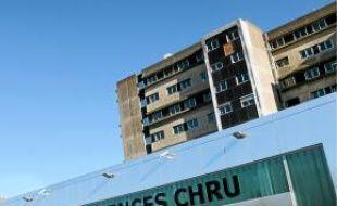 Le CHRU de Lille où l'un des malades a été hospitalisé