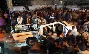 Deux cadres du Hamas ont été tués et un autre blessé mercredi soir lors d'une frappe israélienne ciblée à Rafah, à la frontière avec l'Egypte, dans le sud de la bande de Gaza, a indiqué le mouvement islamiste au pouvoir dans le territoire palestinien.