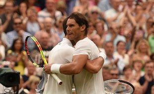Nadal a été battu par Djoko en demi-finale de Wimbledon