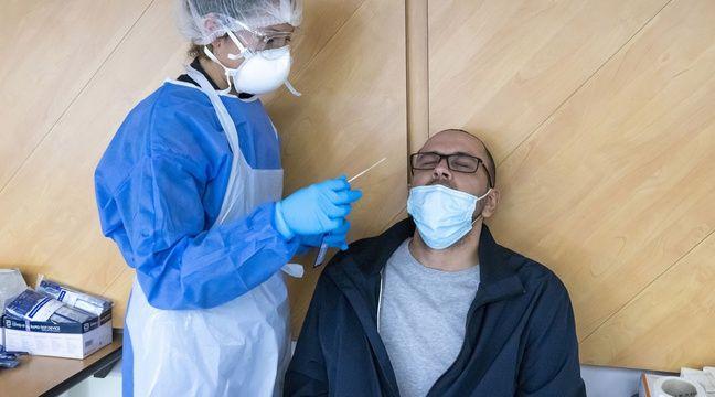 Coronavirus dans les Alpes-Maritimes : Nombre de cas en baisse, hospitalisations en hausse… Le confinement le… - 20 Minutes