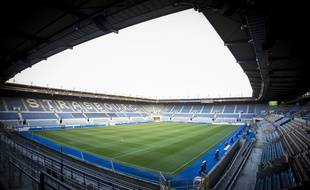 Le stade de la Meinau devrait être rénové et passer de 26.000 à 32.500 places d'ici juin 2025.