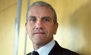 Stéphane Cordier,   directeur des exploitations de la Lyonnaise des eaux