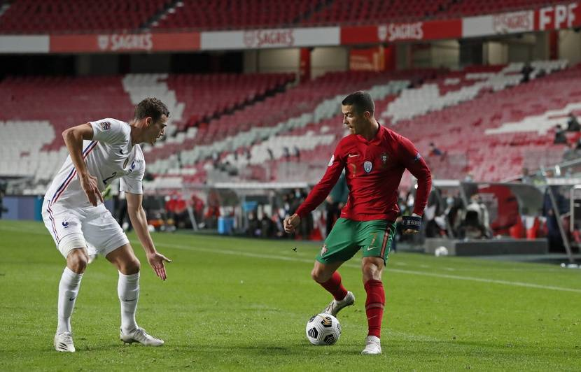 Portugal-France : Superbe perf' des Bleus qui s'imposent (1-0) et se  qualifient pour le Final 4... Revivez le match avec nous