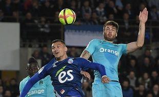 Strasbourg-Marseille, match nul au stade de la Meinau (1-1)