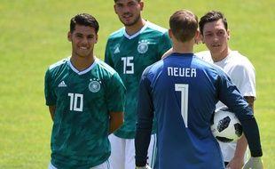 Neuer, Ozil et compagnie