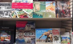 Des beaux-livres sur Nantes sont récemment sortis en librairie
