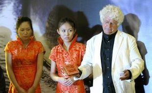 """Il n'y a pas que François Hollande à vouloir réussir son entrée en Chine: le """"Marsupilami"""" est aussi sur les rangs, tout comme quantité d'autres films réalisés en France qui espèrent profiter de l'immense marché chinois."""