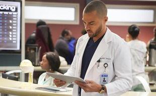 Jesse Williams dans «Grey's anatomy» diffusé sur TF1