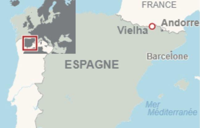 Espagne : avalanche dans les Pyrénées, deux morts et un blessé grave
