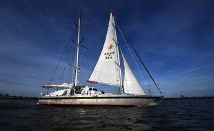 Le voiliercargo Graind de Sail