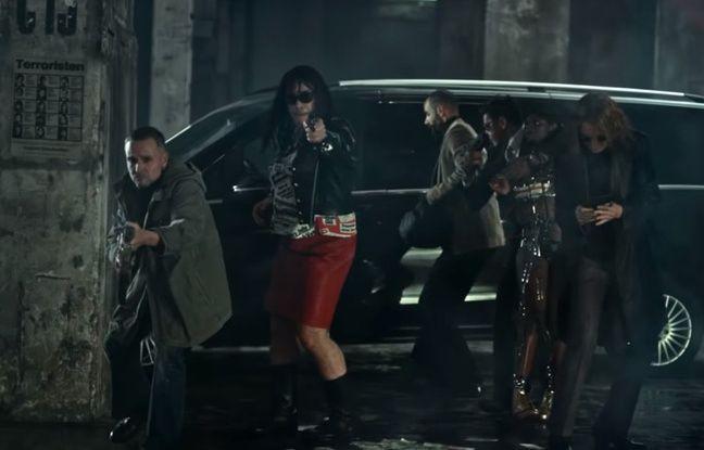 Rammstein reforme la bande à Baader dans le clip de «Deutschland».