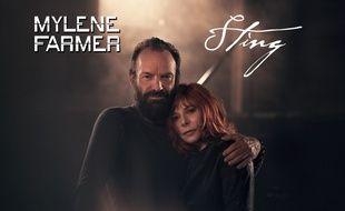 Mylène Farmer aux côtés de Sting pour le projet Constellations 2015