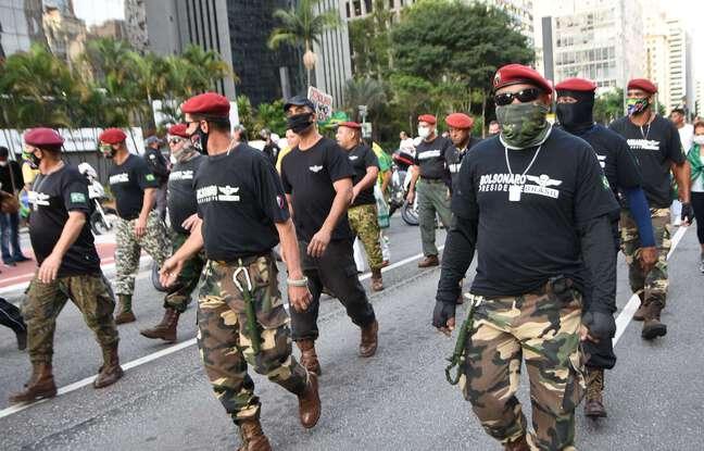 648x415 des partisans du president jair bolsonaro manifestent le 1er mai a sao paulo