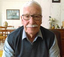 Georges Vincent, 85 ans en 2018.