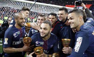 Mine de rien, le PSG a remporté samedi sa 7e finale de Coupe de la Ligue.