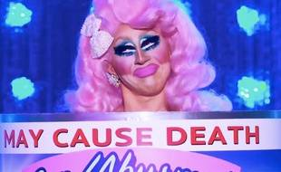 Trixie Mattel dans «RuPaul's Drag Race All Stars 3».