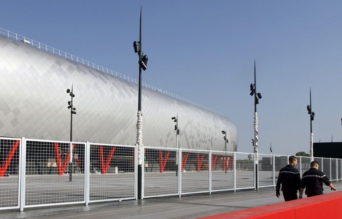 Le stade du Hainaut à Valenciennes, en 2011 – M. Libert / 20 Minutes