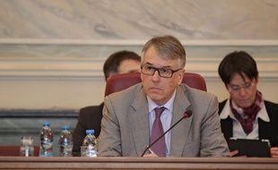 Jean-René Lecerf, président du département du Nord