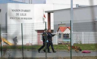 Le braqueur Redoine Faïd s'est évadé le 1er juillet 2018 de la prison de Réau.