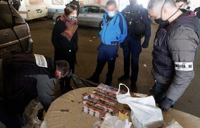 Le bénéfice de la contrebande de cigarettes du réseau est évalué entre 200.000 et 400.000 €