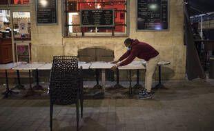 Les bars et restaurants à Marseille sont fermés depuis dimanche soir
