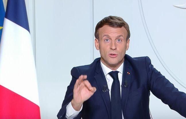 Confinement : Que retenir de l'allocution d'Emmanuel Macron sur le coronavirus ?