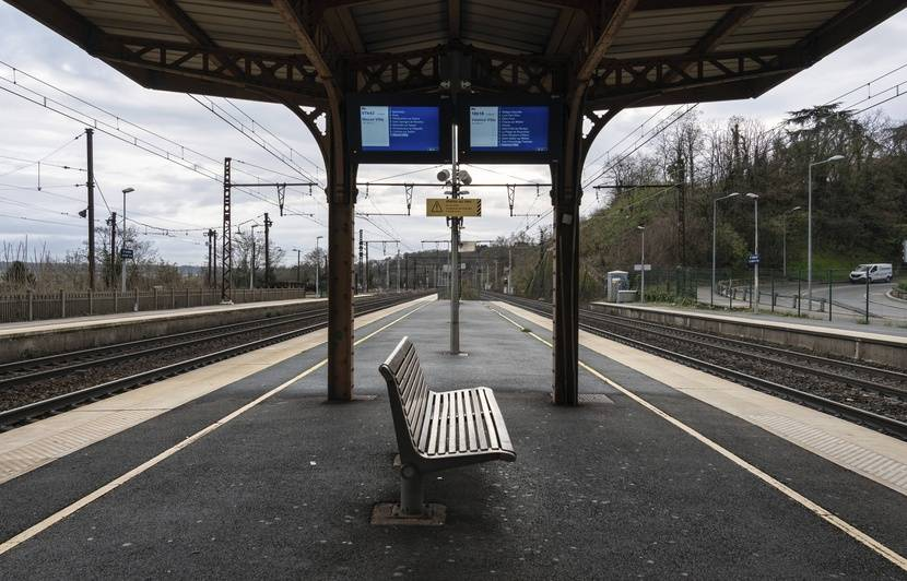 Réforme des retraites : Trafic SNCF en amélioration ce week-end, trafic normal pour 7 lignes du métro parisien samedi
