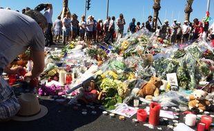 A Nice, le 14 juillet 2016, 86 personnes avaient été tuées, et 300 autres, blessées.